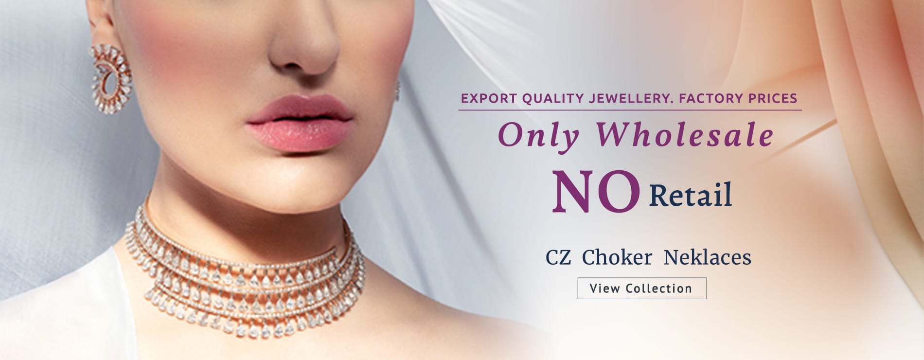 Export Quality Jewellery Available at Factory Prices